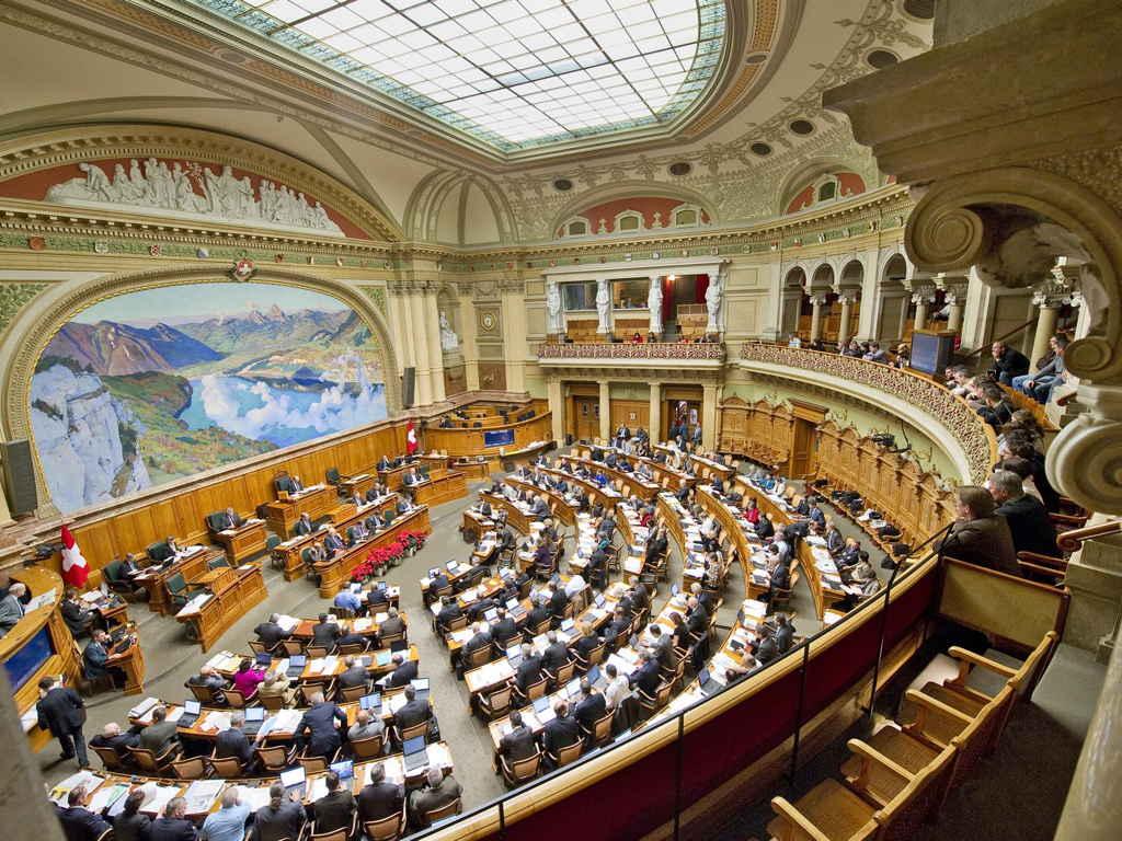 Bildquelle: «Parlamentsdienste 3003 Bern»